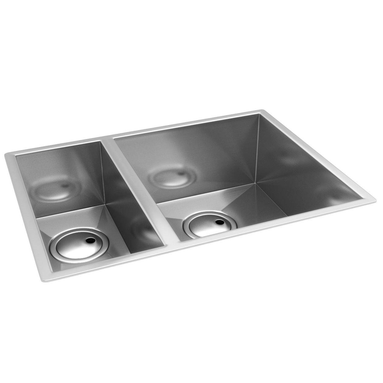 ... kitchens one and half bowl abode matrix r0 1 5 bowl kitchen sink