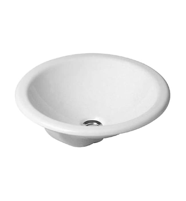 Duravit architec 470mm countertop vanity basin 0468470000 for Duravit architec basin