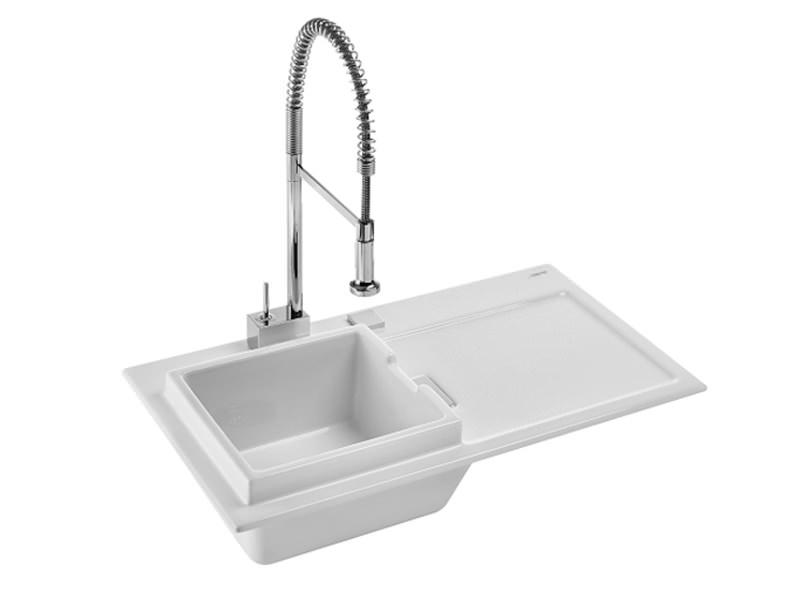 duravit starck k built in kitchen sink 1000mm starck 50 r 7510900000