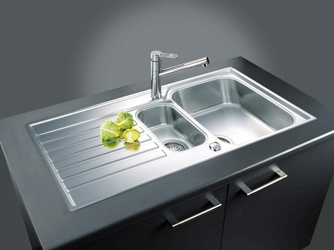 Lava Kitchen Sink