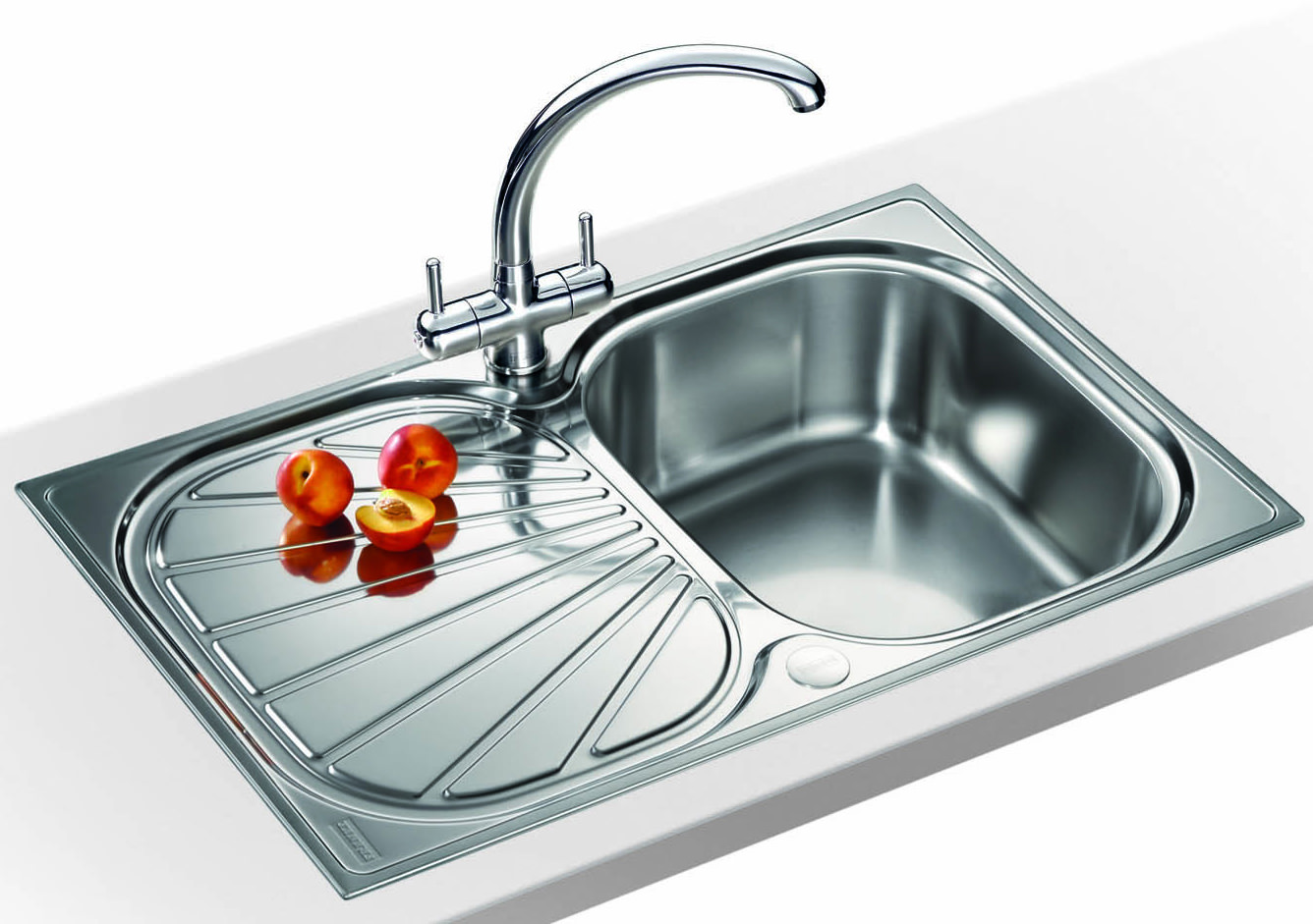 Franke Sinks And Taps : Franke Erica Propack EUX 611 78 Stainless Steel Kitchen Sink And Tap ...