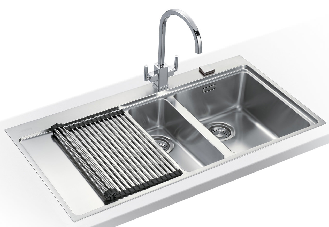 ... of Franke Mythos MMX 251 Slim-Top 1.5 Bowl Stainless Steel Inset Sink