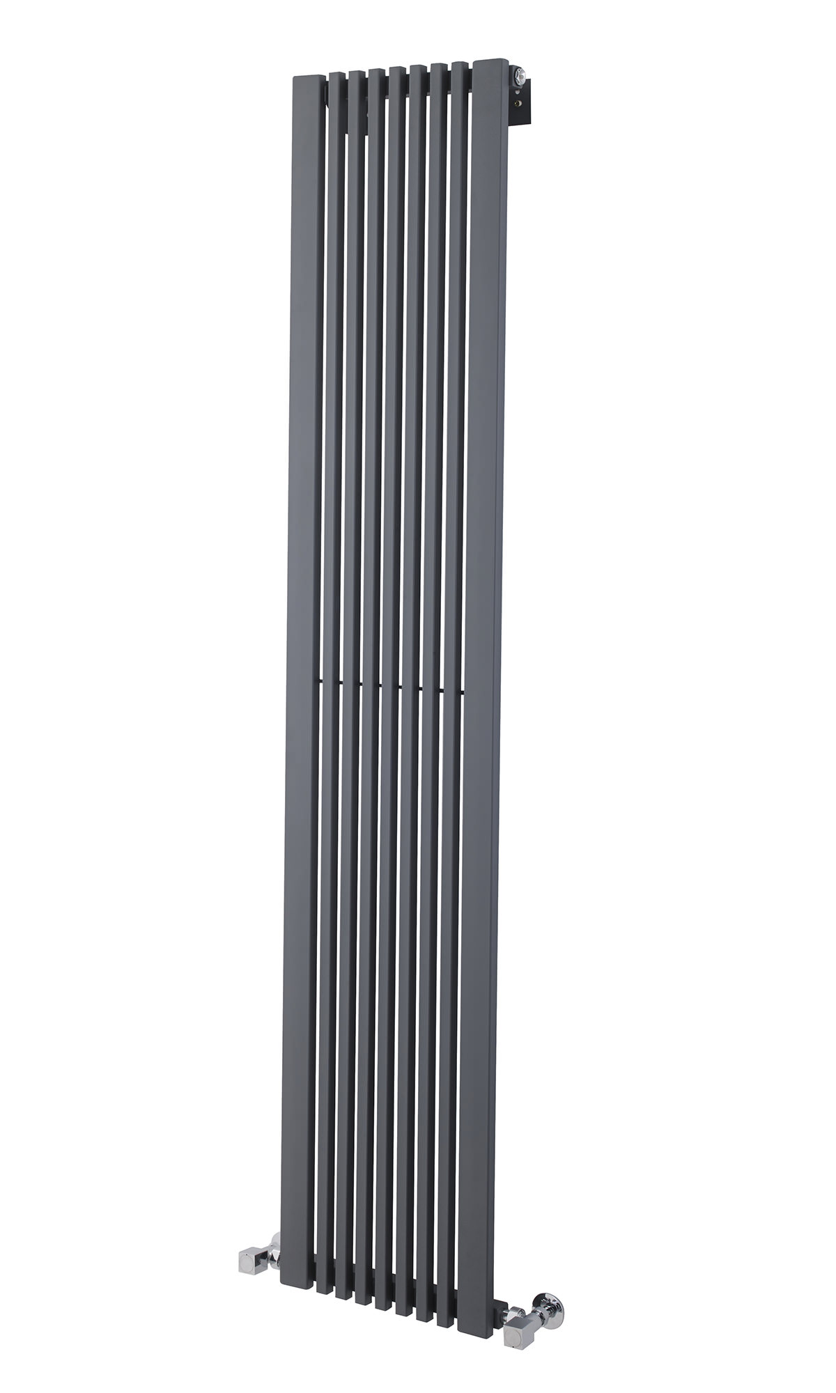 Ultra Carson Anthracite Designer Radiator 370 X 1800mm