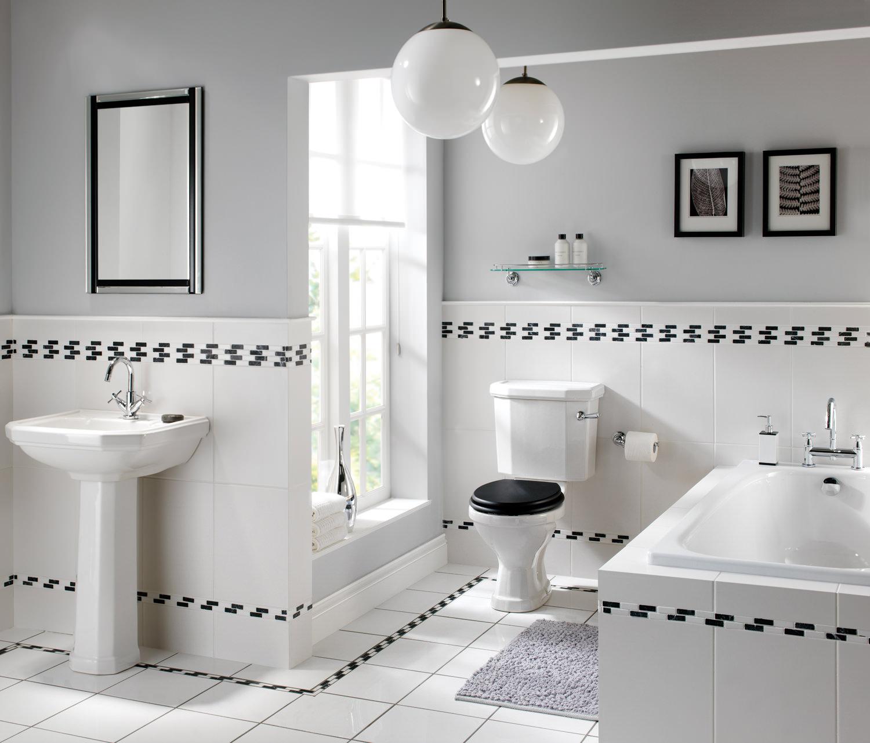 Twyford Clarice Bathroom Suite