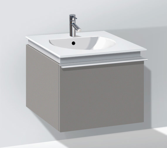 Duravit Wall Hung Basin : Duravit Darling New 600mm Wall Mounted Vanity Unit And 630mm Basin ...